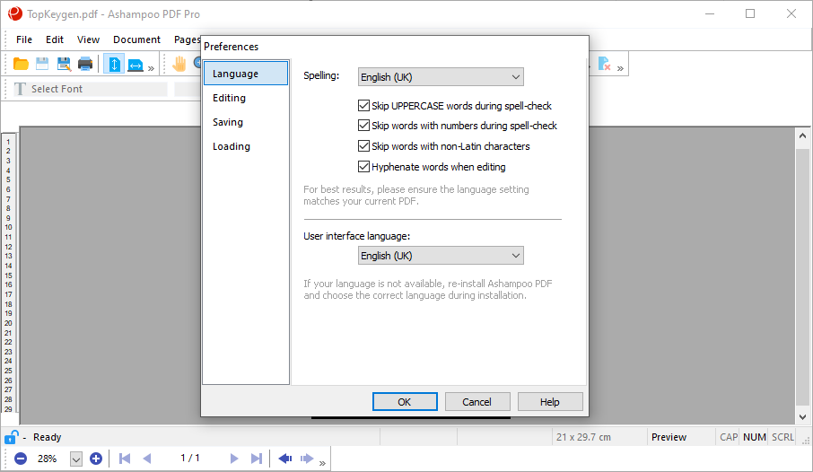Ashampoo PDF Pro 2.0.5 Keygen Free Download