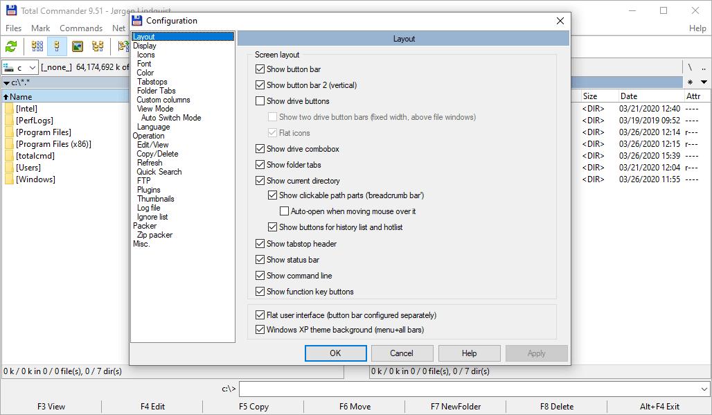 Total Commander 9.51 Final Serial Key {2020} Free Download