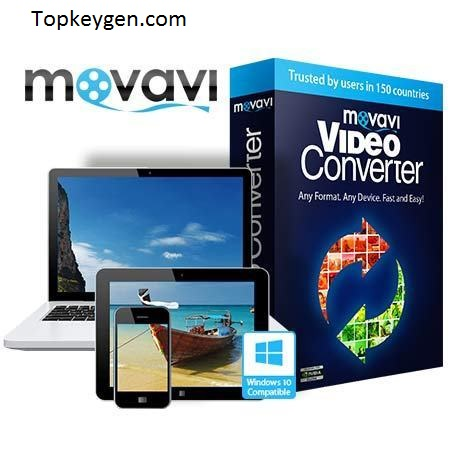 Movavi Video Converter Activation Key + Crack Full Version 2019