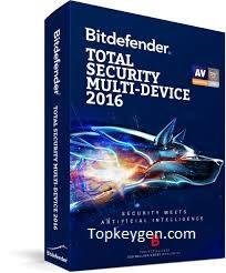 Bitdefender Total Security 2019 License Key Plus Crack Full Version