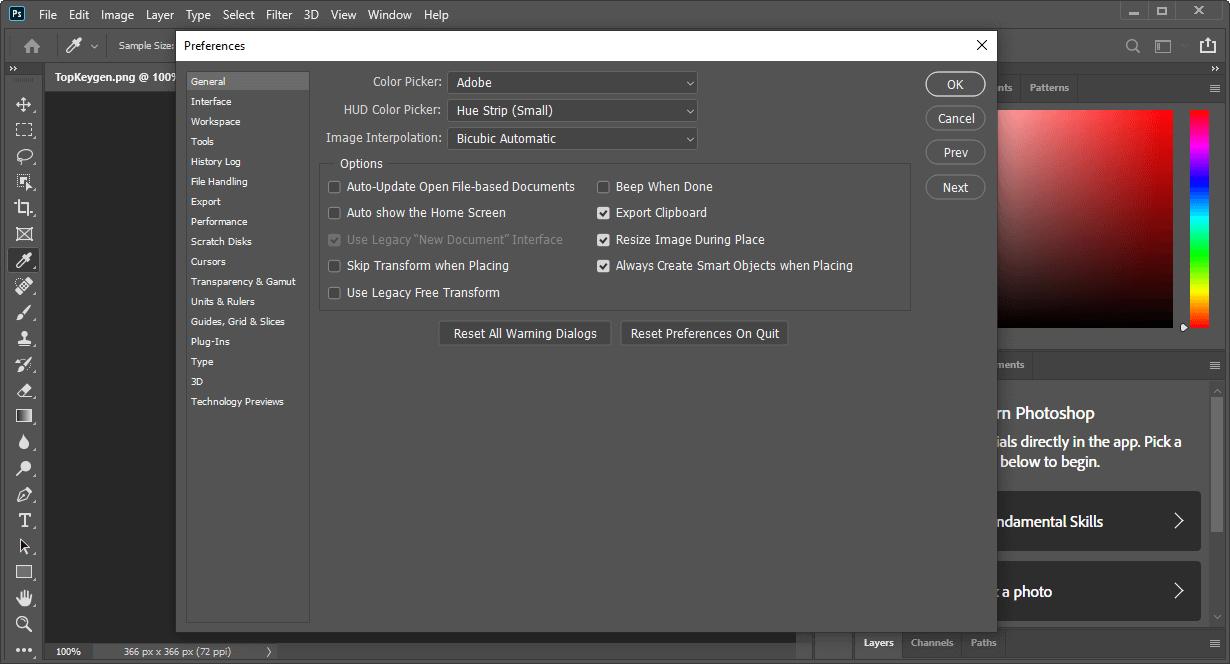 Adobe Photoshop 2020 Crack v21.1.1.121 + Pre-Activated Free Download