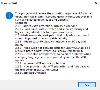 Download Removewat 2.2.9 Activator
