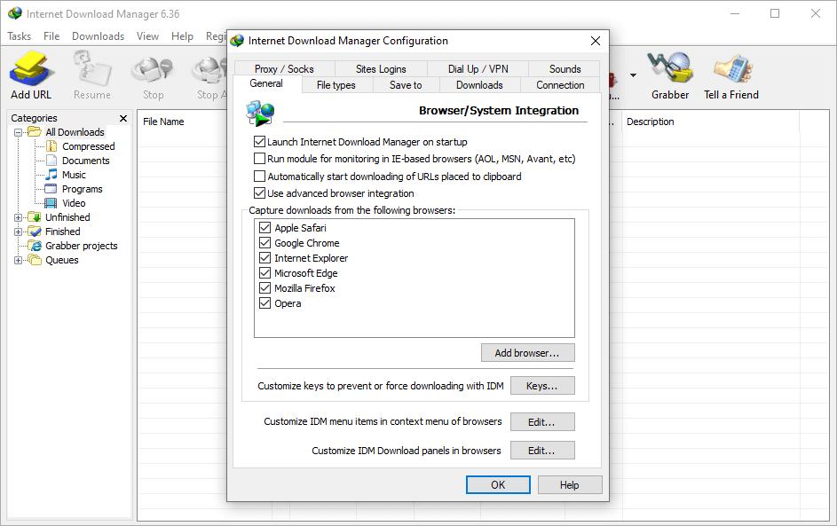 IDM 6.36 Build 2 Serial Number Free Download