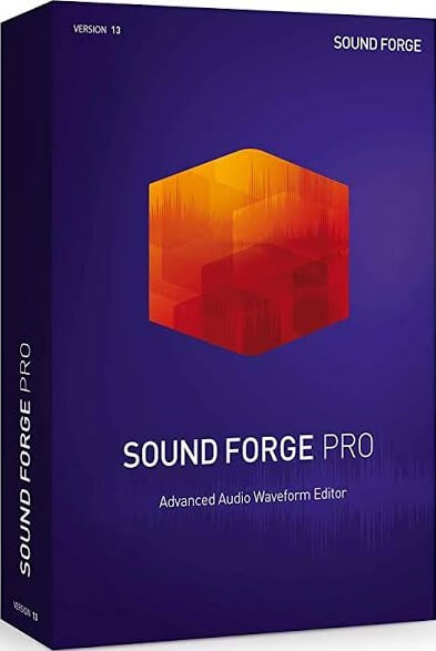 MAGIX SOUND FORGE Pro 13.0.0.131 Patch & License Key {2020} Download