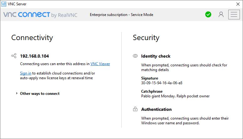 VNC Connect Enterprise 6.7.0 Patch Free Download