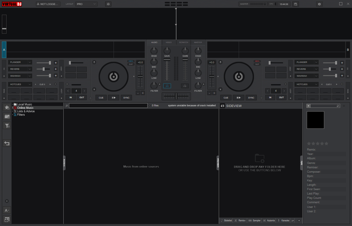 VirtualDJ 2020 Pro Infinity v8.4.5647 Patch{Updated} Free Download