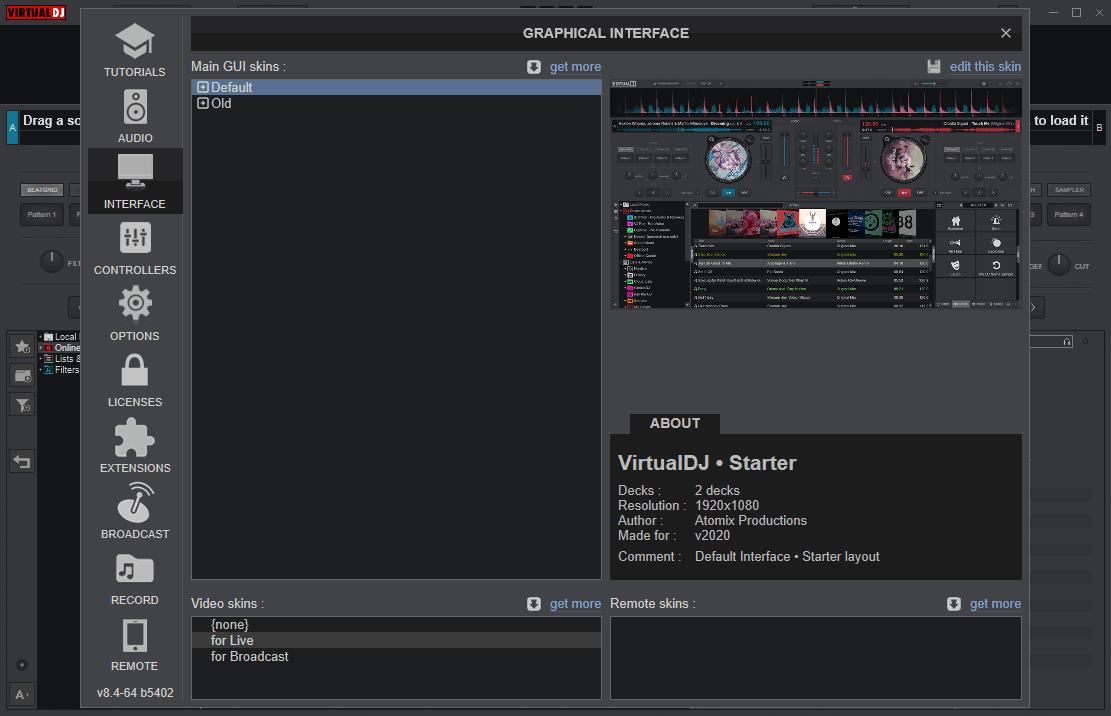 VirtualDJ Pro Infinity 2020 Patch Free