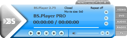 BS.Player Pro 2.75 Build 1089 Crack {2020} Free Download