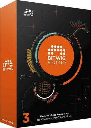 Bitwig Studio 3.1.2 Crack + License Key {2020} Free Download