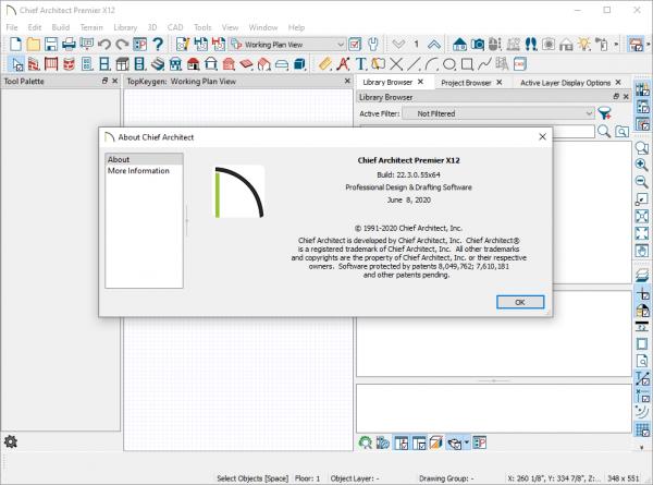 Chief Architect Premier X12 v22.3.0.55 Patch + License Key {2020} Free Download