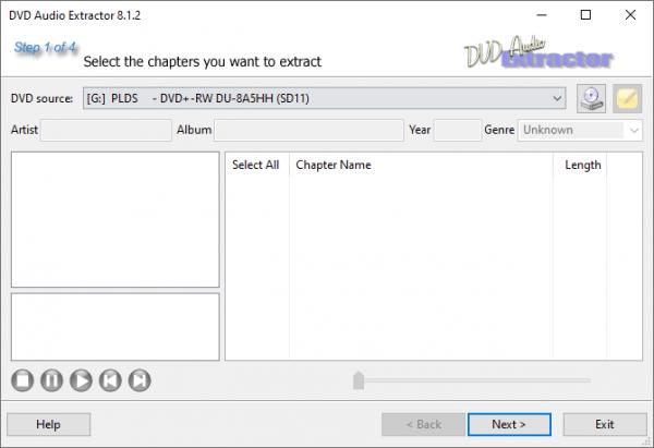 DVD Audio Extractor 8.1.2 Crack {2020} Free Download