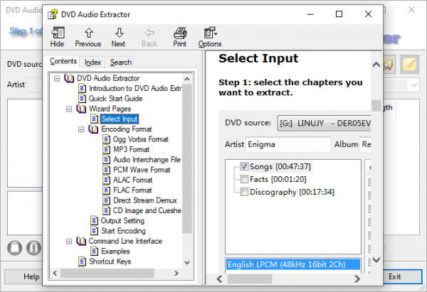 DVD Audio Extractor 8.1.2 Serial Key {2020} Free Download