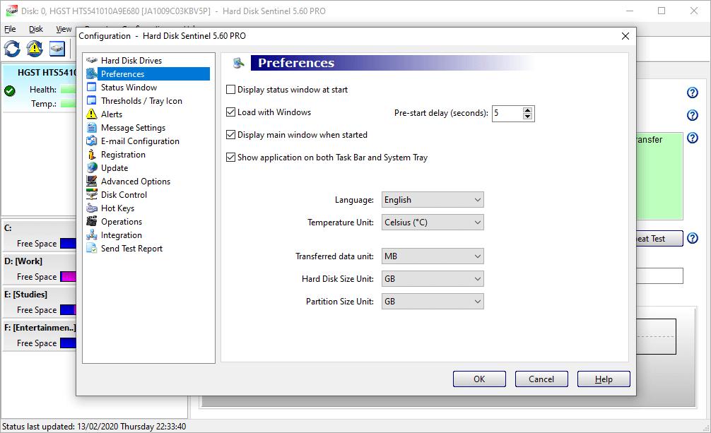 Hard Disk Sentinel Pro 5.60 License Key Free Download