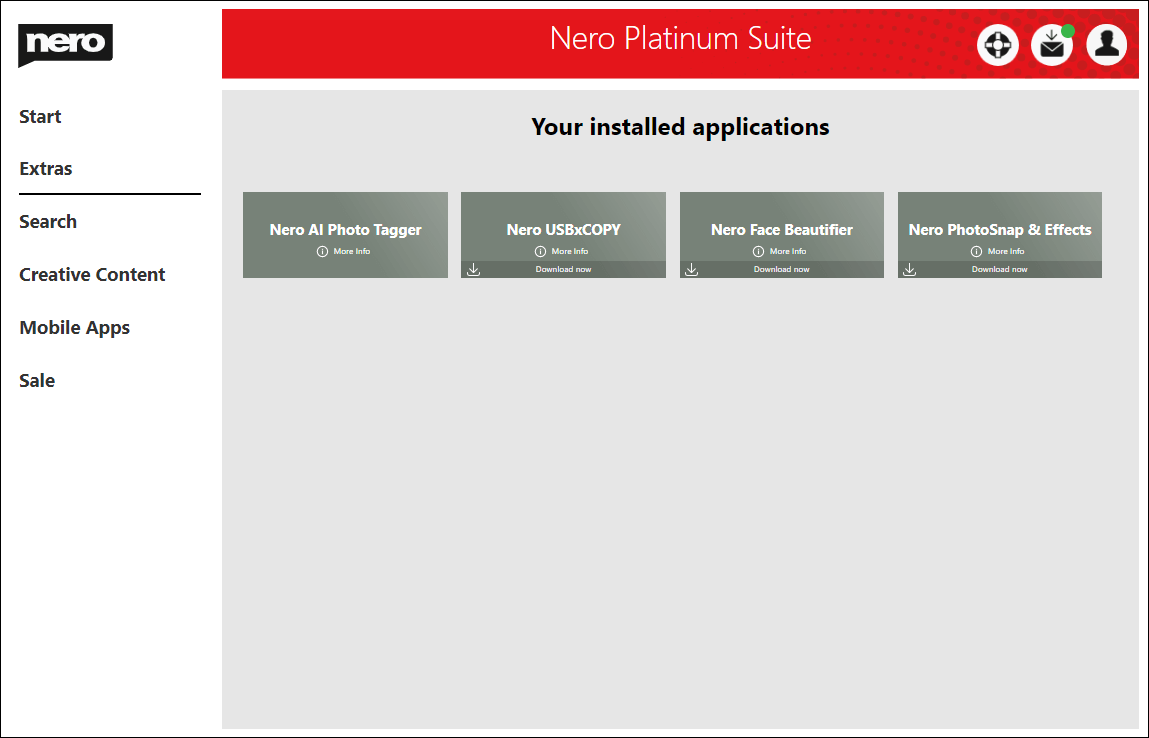 Nero Platinum 2020 Suite v22.0.02400 Crack & Serial Number Free Download