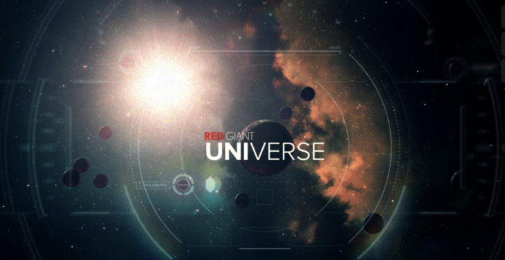 Red Giant Universe Serial Number & Crack Latest Free Download