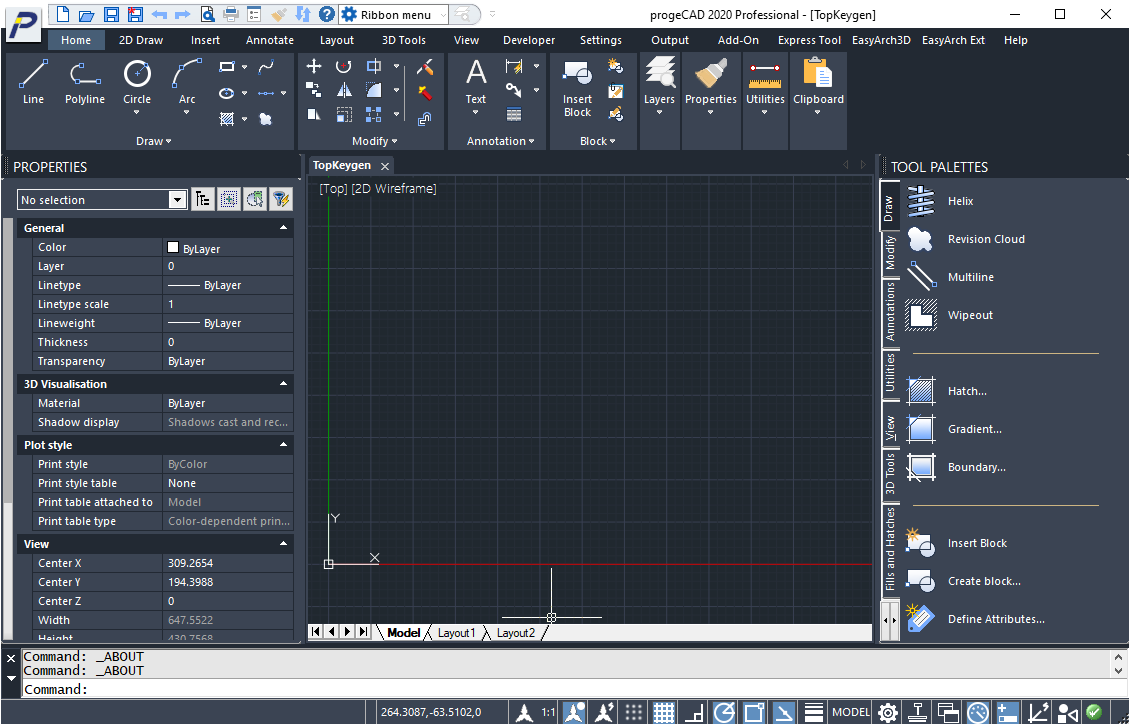 progeCAD 2020 Professional 20.0.6.26 Patch Free Download