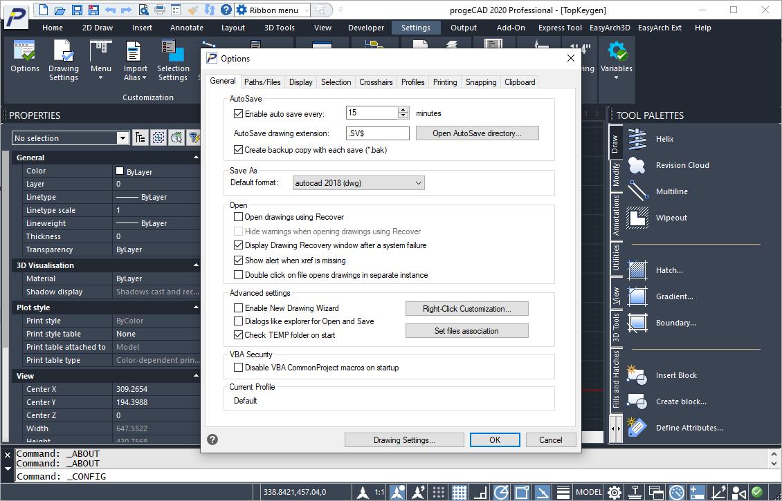 progeCAD 2020 Professional 20.0.6.26 Serial Key Free Download