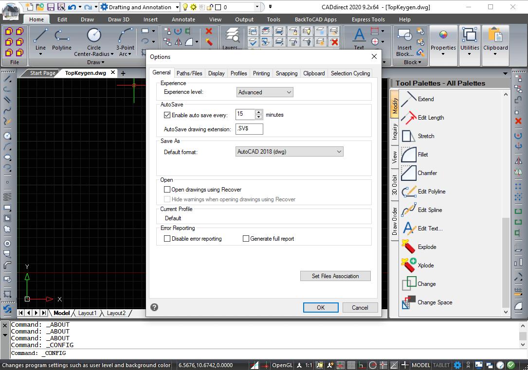 BackToCAD CADdirect 2020 v9.2b License Key {Latest} Free Download