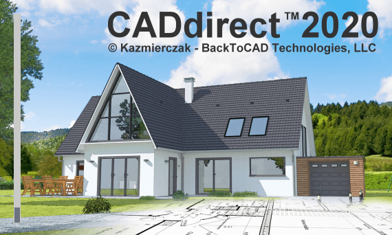 BackToCAD CADdirect Crack & Serial Key {Updated} Free Download
