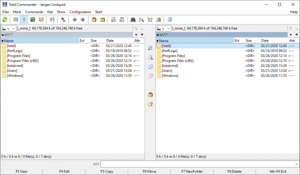 Total Commander Full Serial Key & Patch {Tested} Free Download