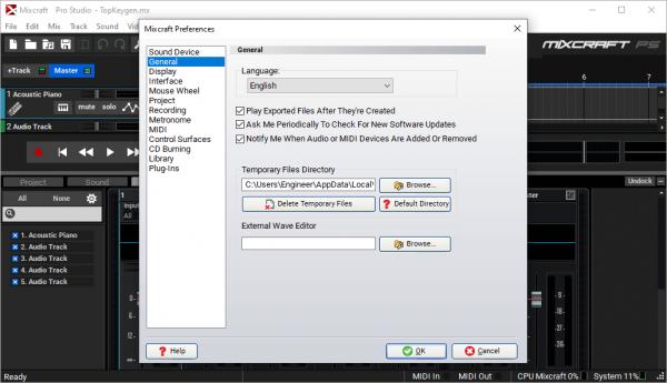 Acoustica Mixcraft Pro Studio Full Keygen & Activator Free Download