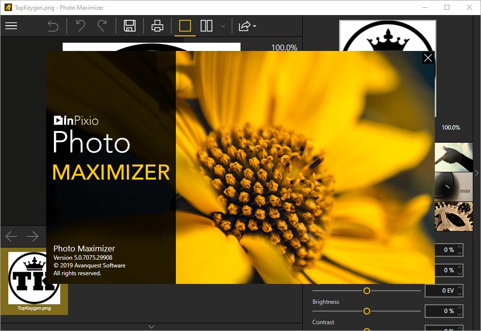 InPixio Photo Maximizer Pro 5.0.7075.29908 Crack {2020} Free Download