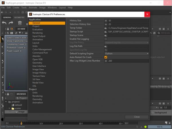 Isotropix Clarisse iFX Full Activator & Keygen {Latest} Free Download