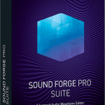 MAGIX SOUND FORGE Pro Studio Crack {Updated} Free Download