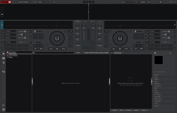 VirtualDJ Pro Infinity Full License Key & Patch {Tested} Free Download