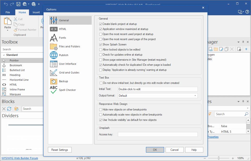 WYSIWYG Web Builder 15.4.1 License Key {2020} Free Download