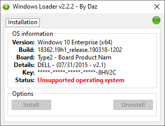 Windows 7 Loader v2.2.2 All Versions {Latest} Free Download