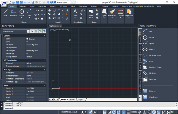 progeCAD 2020 Professional 20.0.8.3 Patch Free Download