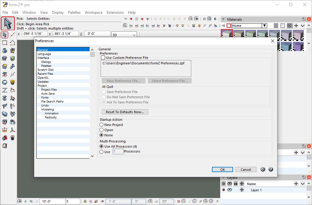 form•Z Pro 9.0.4 Build A12B License Key {2020} Free Download