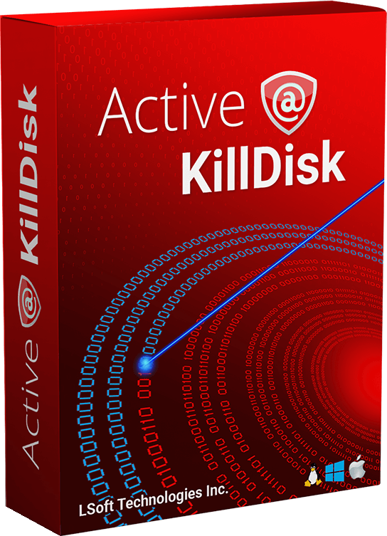 Active@ KillDisk Ultimate Crack + Serial Key {Updated} Free Download