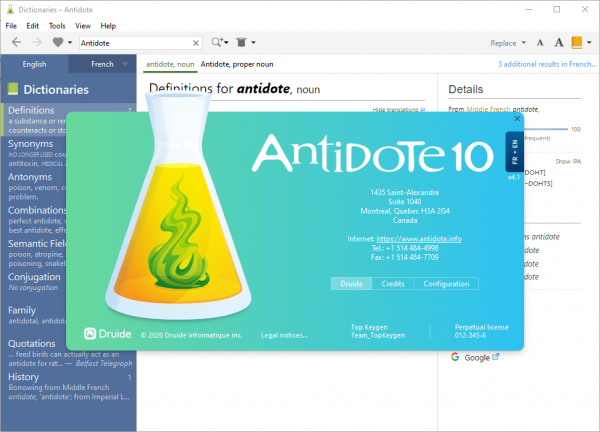 Antidote 10 v4.1 Crack + License Key {2020} Latest Download