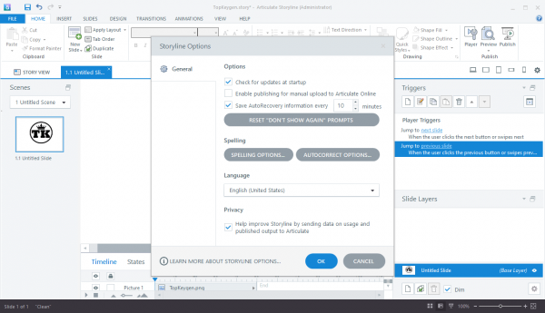 Articulate Storyline 3.10.22406.0 Serial Key {2020} Free Download
