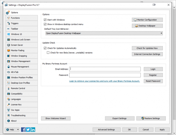 DisplayFusion Pro 9.7 Keygen {2020} Free Download