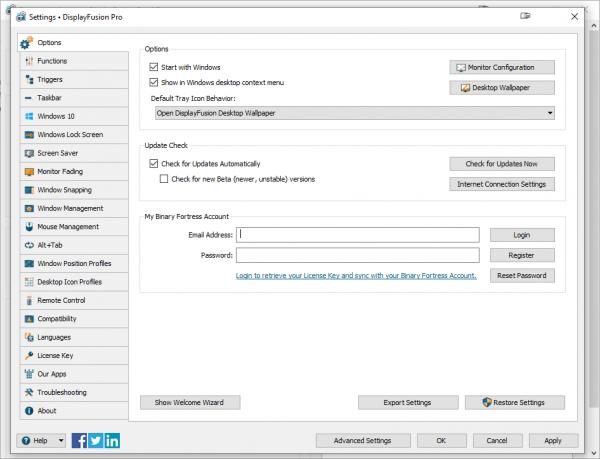 DisplayFusion Pro Full Keygen & Activator {Latest} Free Download