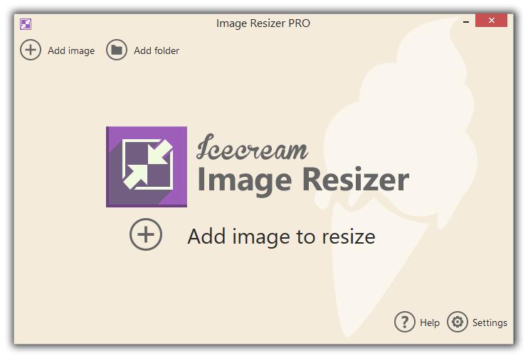 IceCream Image Resizer PRO 2.10 Patch Free Download