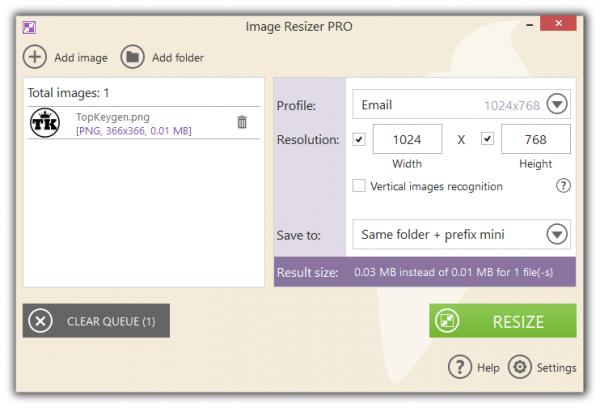 IceCream Image Resizer Pro Crack