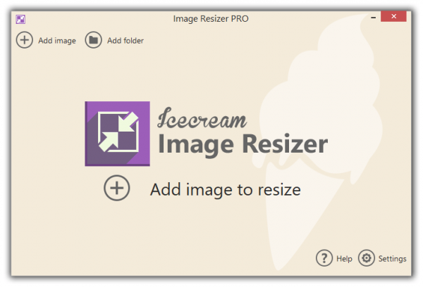 IceCream Image Resizer PRO Serial Key & Patch Free Download