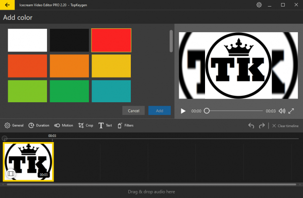 Icecream Video Editor Pro 2.20 License Key {2020} Free Download