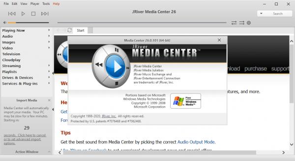 JRiver Media Center 26.0.101 Crack & Serial Key {2020} Free Download
