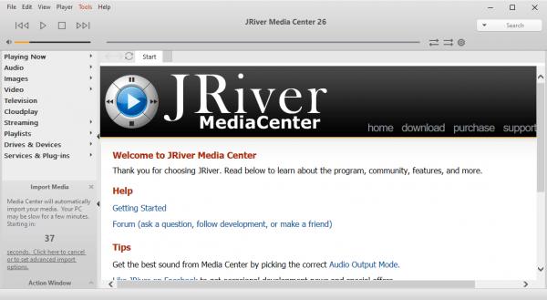 JRiver Media Center 26.0.101 Patch {2020} Free Download