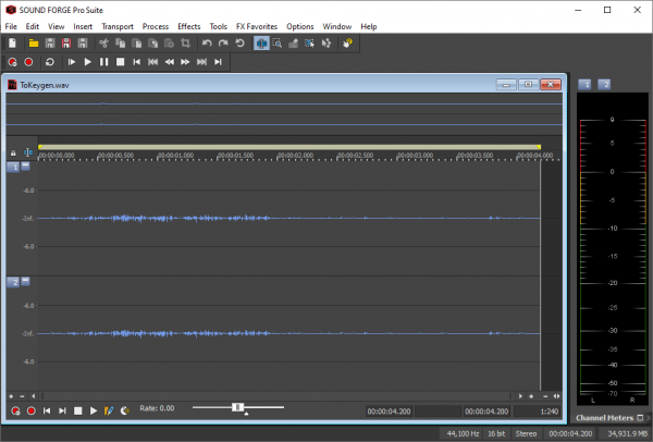 MAGIX SOUND FORGE Pro Suite 15.0.0.27 Crack {2021} Free Download