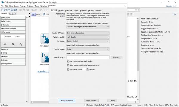 Maplesoft Maple Full Keygen & Activator {Latest} Free Download