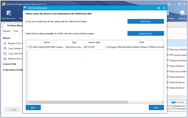 MiniTool Partition Wizard Technician 12.1 Serial Key {Latest} Download