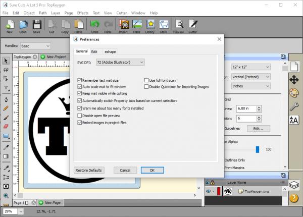 Sure Cuts A Lot Pro 5.039 License Key {2020} Free Download