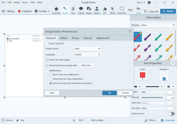 TechSmith Snagit 2020.1.3 Build 6046 Keygen {Tested} Free Download