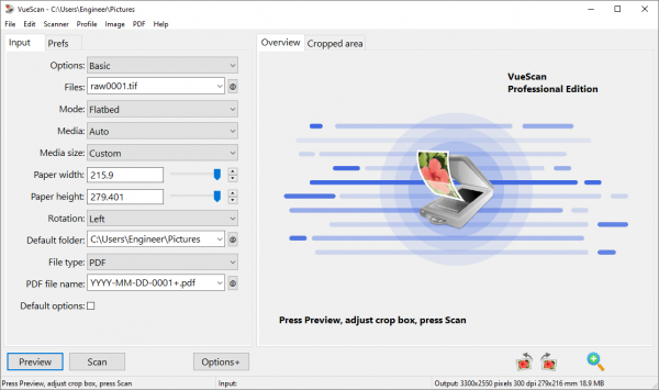 VueScan Pro Full Patch & License Key {Tested} Free Download